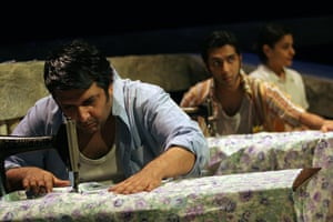 Tamasha Theatre Company: A Fine Balance adapted by Sudha Bhuchar and Kristine Landon-Smith