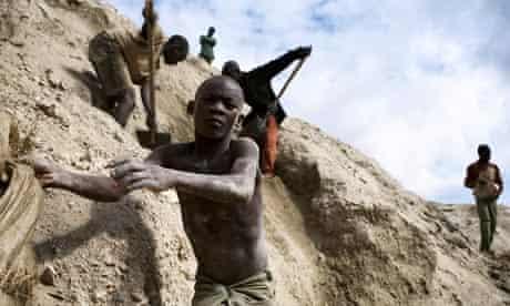 DR Congo mine