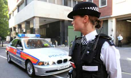Police will get a 'big society' makeover