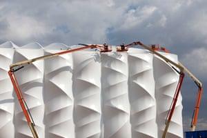 Olympic site: Basketball Arena_100621_076