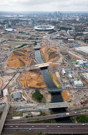 Olympic site: 100630_Wetlands aerial_033