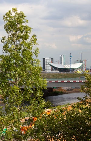 Olympic site: Olympic Parklands_100621_021