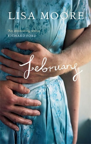 Booker: February by Lisa Moore