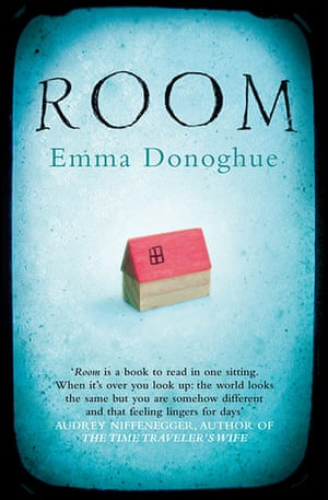 Booker: Room by Emma Donoghue