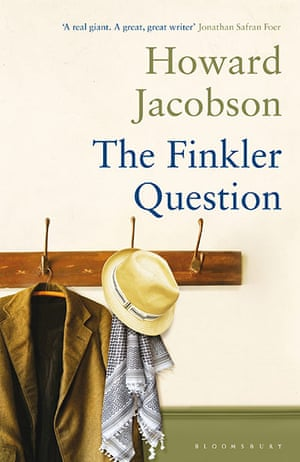 Booker: The Finkler Question by Howard Jacobson