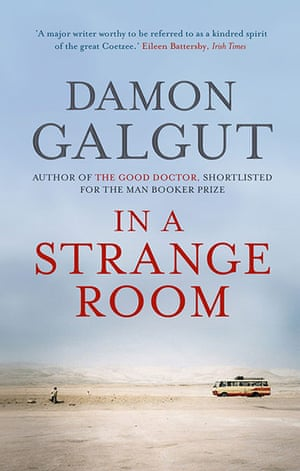 Booker: In A Strange Room by Damon Galgut