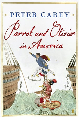 Booker: Parrot and Olivier in America by Peter Carey