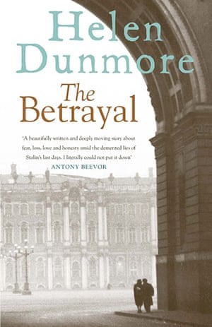 Booker: The Betrayal by Helen Dunmore