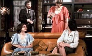 character actors: Abigail's Party