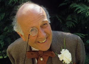 character actors: Geoffrey Chater in Mapp and Lucia