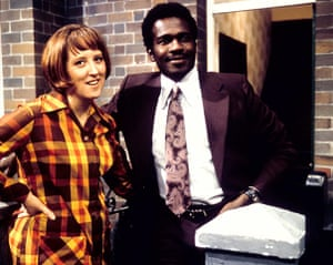 character actors: Love Thy Neighbour  - Kate Williams, Rudolph Walker