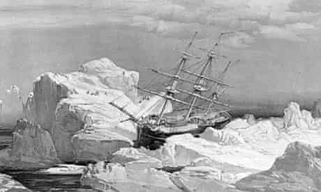 HMS Investigator in an 1851 illustration