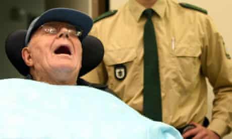 Nazi Death Camp Guard Demjanjuk Faces Trial