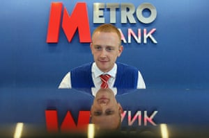 Metro Bank: a new high street bank is launched in holborn