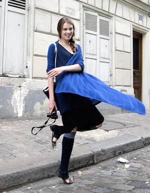 Face hunter: paris: Inna, 21, model, Kiev and Paris