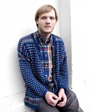 Face hunter: paris: Ívar, 24, musician