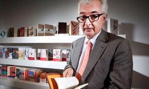 John Makinson of Penguin Books