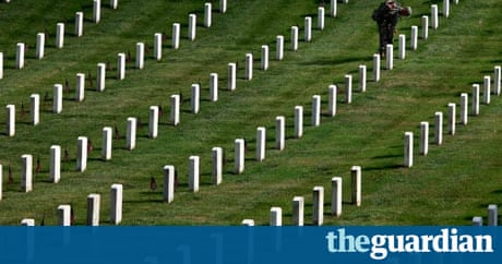 Us Outrage As Scandal Grows Over Arlington Military Grave