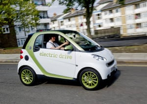 Smart Electric Drive: Electric smart car