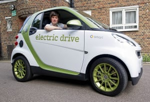 Smart Electric Drive: Smart Fortwo Electric Drive
