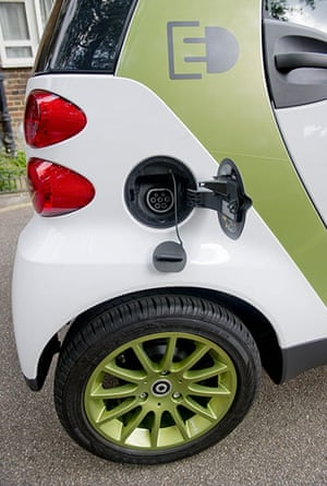 Smart Electric Drive: electric Smart