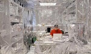 Scott Bur's office