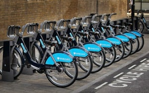 London cycle hire: The First Docking Station For London's Cycle Hire Scheme Goes Live