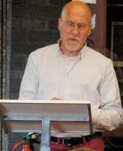 Guardian reader David Pattison