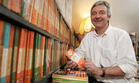 Steve Hare Penguin collector