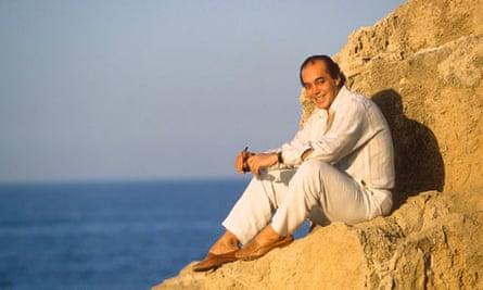 ASIL NADIR  AT HOME, CYPRUS - 1993
