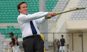 Cameron foreign tour