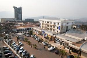 Kigali: Union Trade Shopping Centre