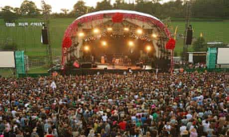 The Big Chill Music Festival