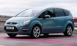 Ford S-Max Titanium 2.0 Duratorq TDCi