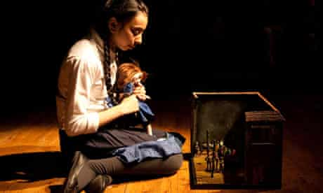 The Unravelling mulberry theatre company
