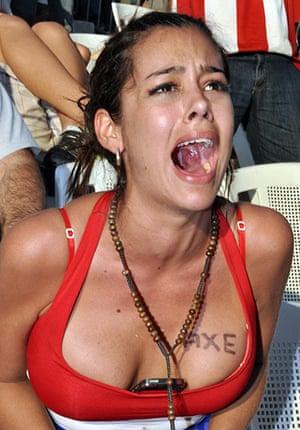 sport: Model Larissa Riquelme