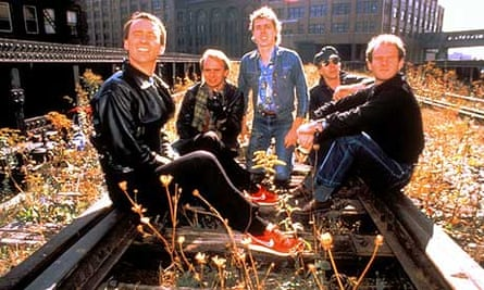Men at Work, the Australian band who had a global hit with Down Under