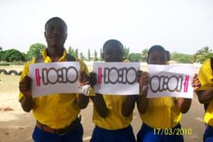10:10: Ghana
