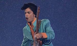 Prince Live At The Super Bowl XLI - Miami