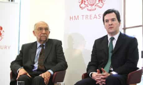 George Osborne Announces U.K.Cuts