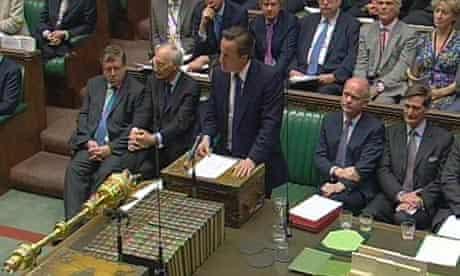 David Cameron announces torture inquiry