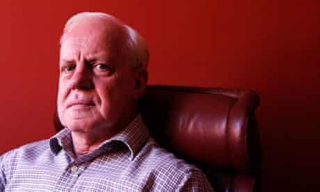 John Falding, whose partner Anat Rosenberg was killed on the number 30 bus in Tavistock Square