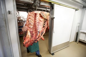 Jay Rayner on On the Hoof: Butcher Paul Nicholson at Fodder in Harrogate