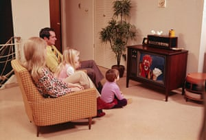 Analogue television: Family TV