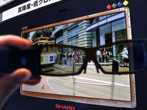Analogue television: 3D TV