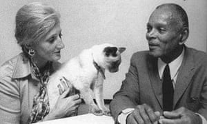 Lesley and Chester Himes