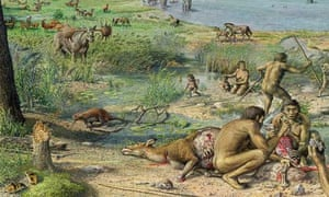 First humans in Britain