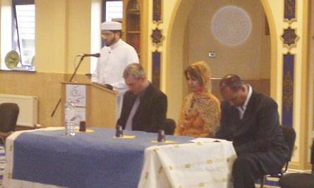 Leeds mosque