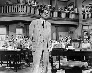 To Kill a Mockingbird: Gregory Peck in 'To Kill a Mockingbird'