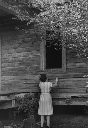 To Kill a Mockingbird: Harper Lee, while visting her home town